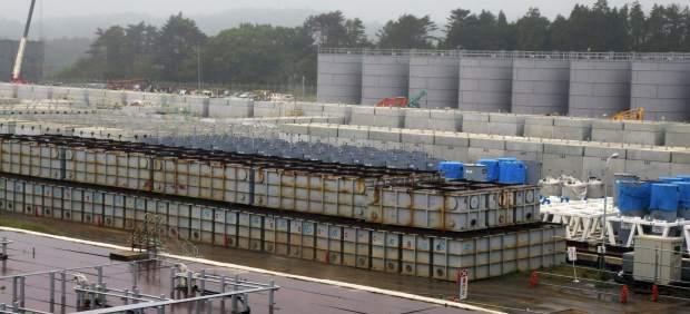Detectada una nueva fuga de 100 toneladas de agua radiactiva en Fukushima