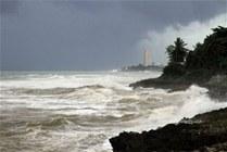 ONAMET pronostica oleaje muy peligroso en la Costa Atlántica