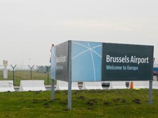 """Fue en el aeropuerto de la ciudad belga, en un golpe comando calificado de """"histórico"""" realizado durante la noche. La preciosa carga provenía de Amberes y se dirigía a Suiza"""