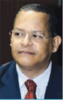 El director del periódico digital Acento.com, Fausto Rosario Adames,