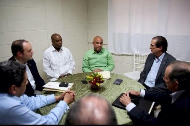 Haití reconoce derecho de RD a decidir en materia de nacionalidad