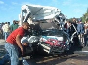 Resultado de imagen para Accidentes de tránsito en Rep