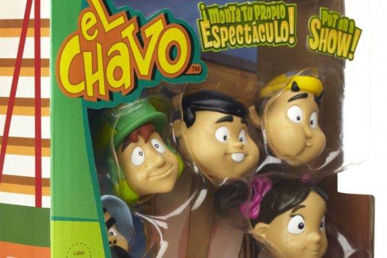 """""""El Chavo"""" llega a las jugueterías de EE.UU. por primera vez en la historia"""