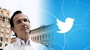 """""""Twitter se convirtió en una agencia de prensa… y la menos fiable del mundo"""" Texto completo en: http://actualidad.rt.com/sociedad/view/83008-profesor-italiano-sepultaba-celebridades-twitter"""