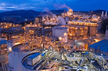 Detalles. Se informó que el cargamento de oro de la minera tenía destino a Canadá, vía Estados Unidos.