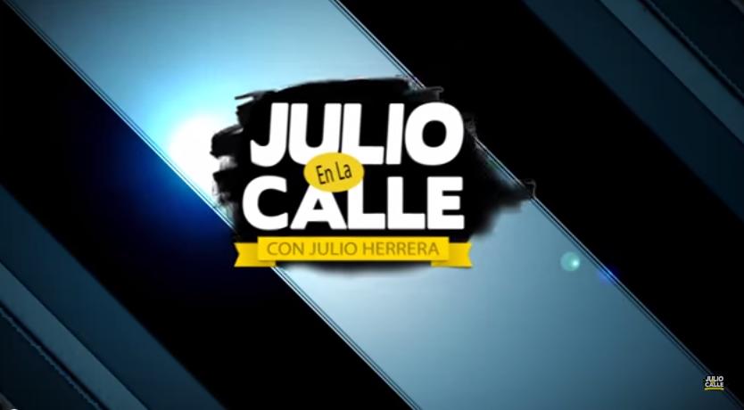 Resultado de imagen para JULIO EN LA CALLE