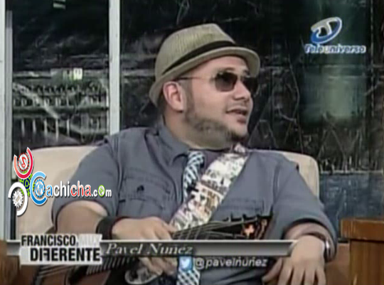 Entrevista a @PavelNunez en Francisco Muy Diferente @Francisco_Vasq #Video
