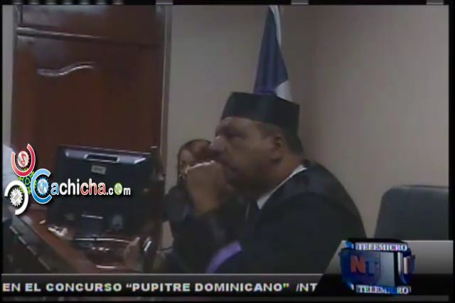 Consejo Del Poder Judicial Suspende Juez San Cristobal #NoticiaTelemicro #Video