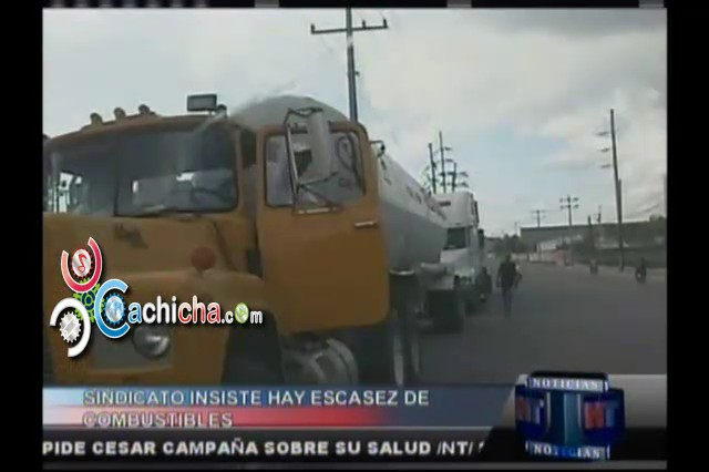 Escasez De Combustibles #NoticiaTelemicro #Video