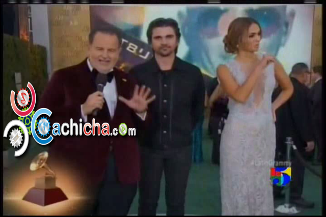 Entrevista A @Juanes En La Alfombra Verde #LatinGrammy #Video 2012