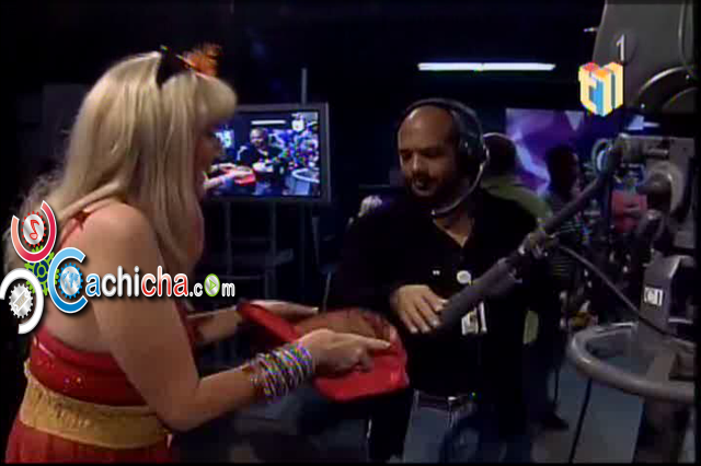 Que Cura la rifa de Leticia en @ChevereNights #Video