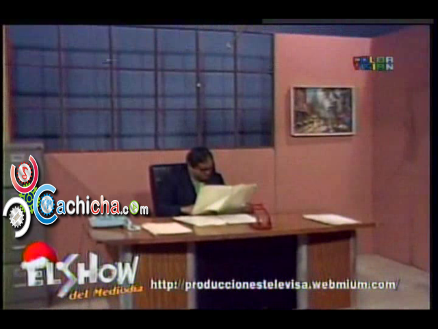"Comedia Retro"" #ElShowDelMedioDia @ColorVisionC9  #video"
