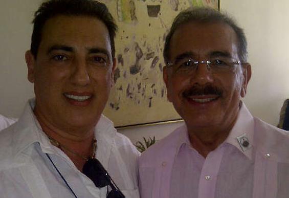 George y Danilo