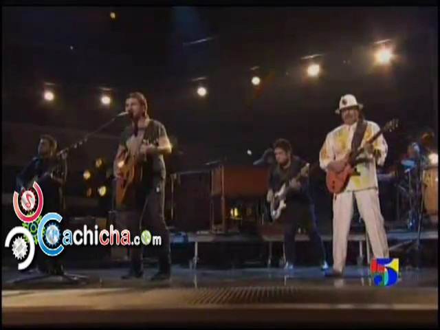 Juanes Y Carlos Santana – Fijate Bien #Latingrammy 2012 #Video