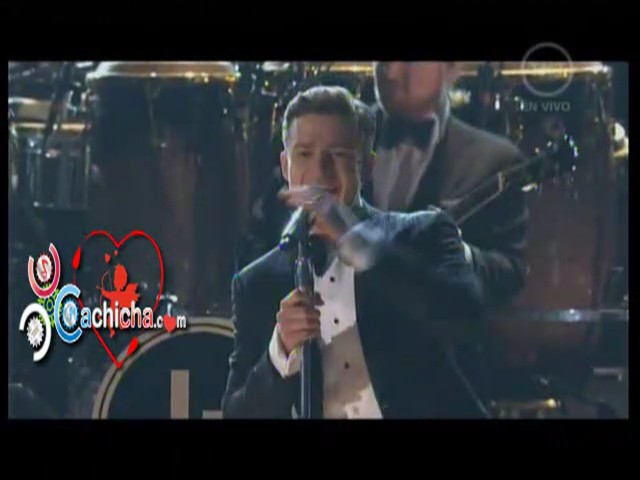 "Justin Timberlake ft. Jay-Z – ""Suit & Tie"" y ""Pusher Love Girl"" #Video #CachichaGrammys Version Corta"