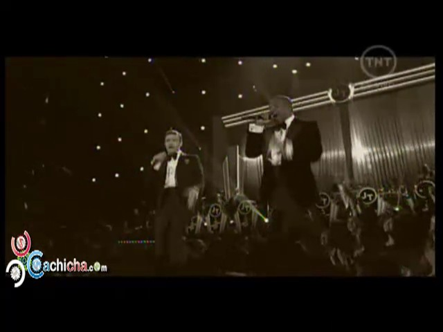 "Justin Timberlake ft. Jay-Z – ""Suit & Tie""  y ""Pusher Love Girl"" #Video #CachichaGrammys Grammys2013"