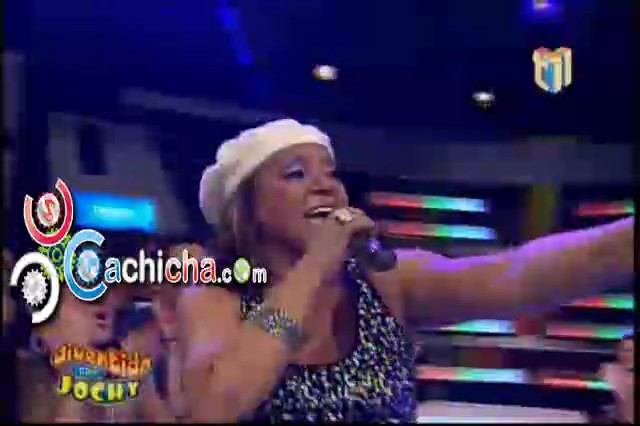 @MILLY_QUEZADA Cantando En @Divertidojochy #Video