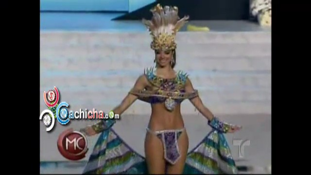Todo Listo Para Miss Universo 2012 #Video