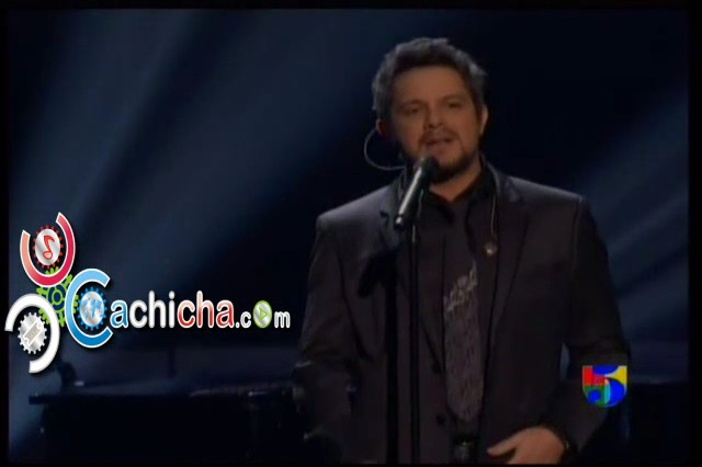Presentacion De Alejandro Sanz En Los #LatinGrammy 2012 #Video