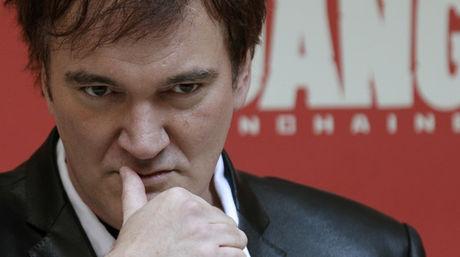 Quentin Tarantino deprimido tras filtración del guión de su nueva película