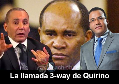 La Videollamada de Quirino
