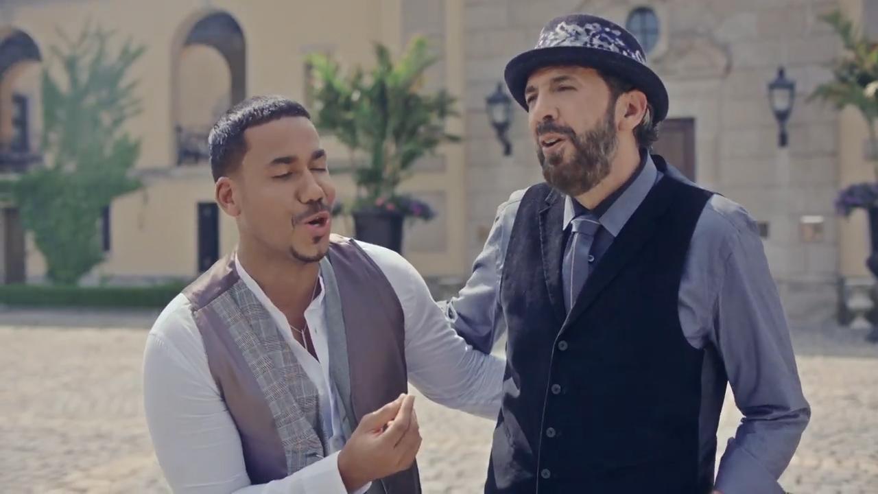 Resultado de imagen para Romeo Santos - Carmín (Official Video) ft. Juan Luis Guerra