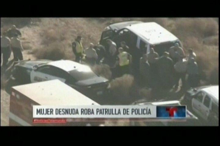 Mujer policia desnuda images 88