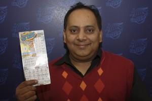 """Muere """"misteriosamente"""" un día después de ganar un millón de dólares en la lotería"""
