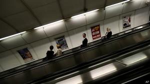 Vagones del amor en el metro de Praga