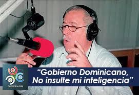 Gobierno Dominicano, no insulte mi inteligencia