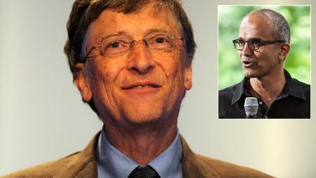"""Microsoft nombra nuevo jefe y Bill Gates queda como """"asesor"""""""
