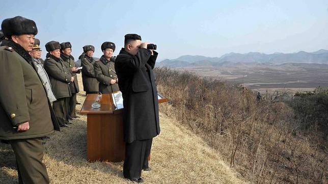 """Pyongyang amenaza con una """"guerra sin cuartel"""" contra Corea del Sur y EE.UU."""