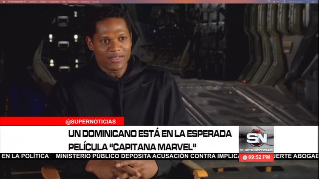 Lo ltimo del arte y el espect culo actor dominicano en for Lo ultimo en noticias del espectaculo