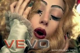 YouTube quita 156 millones de visitas a Lady Gaga
