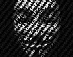 'hackers' del grupo Anonymous