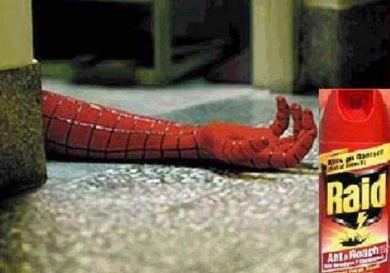 muerte de spiderman