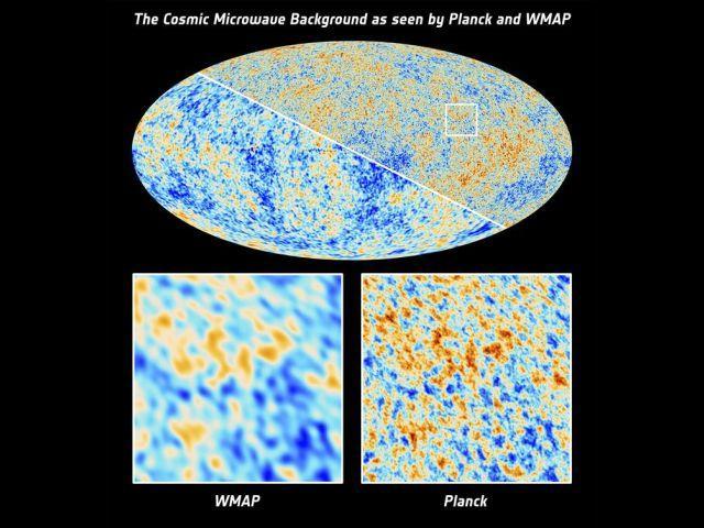 Se trata de la imagen con más detalle jamás producida de lo que los científicos llaman la radiación cósmica de fondo, cuyo origen se remonta a 380.000 años después del Big Bang.