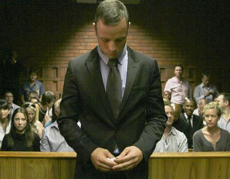 juez del caso Pistorius