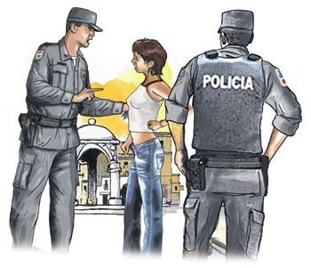 Dicen policías violan  y roban a prostitutas