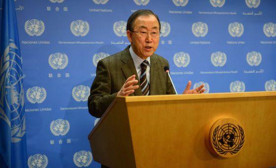 secretario de la ONU