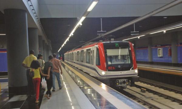 La segunda línea del Metro de Santo Domingo inicia hoy sus operaciones