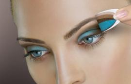 Maquillaje revolucionario: listo para pegar y sacar