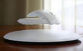 Inventan mouse que levita