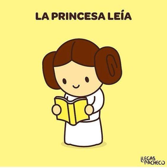 Leamos con la princesa un rato