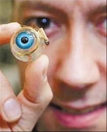 Permite hacer una prótesis de retina