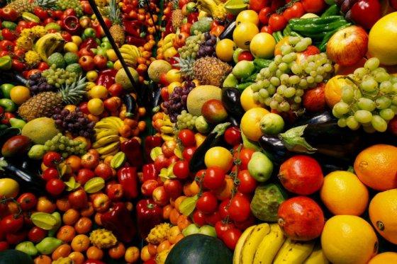 Consumir 7 y no 5 frutas y verduras al día alarga la vida