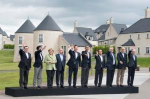 La decisión fue tomada al término de una sesión plenaria del G8, el grupo de países más industrializados, sobre la lucha antiterrorista.