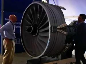 producen el primer motor para avión de reacción con impresora 3D
