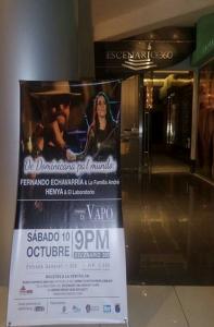 Fallece el cantautor dominicano Fernando Echavarría