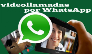 las videollamadas de WhatsApp